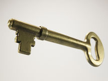 Przerzedże klucz Obrazy Stock