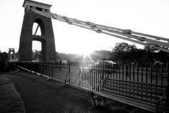 przerzuca most clifton zawieszenie Obraz Royalty Free