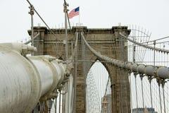 przerzuca most Manhattan Zdjęcie Stock