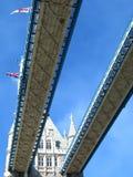 Przerzuca most szczegółu obraz royalty free