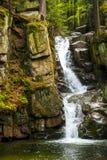 Przesieka waterfall Stock Image