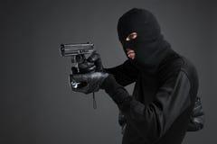 Przestępca. Zdjęcie Stock