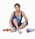 przestań fitness Zdjęcie Stock