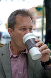 przestań kawy Zdjęcie Stock