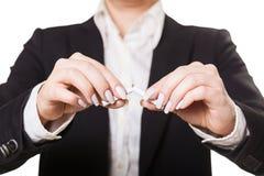 przestań obrazu 3 d antego wytopione palenia Obraz Stock