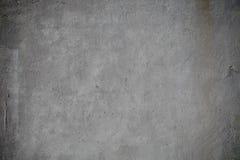 Przestarzała betonowa ściana jako grunge tło Obraz Royalty Free