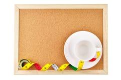 Przestrzeń dla nutowej diety fotografia stock