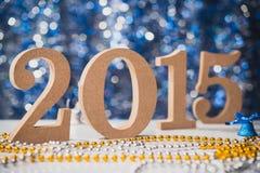 przeszłość nowego roku Fotografia Royalty Free