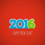 przeszłość nowego roku Obrazy Stock