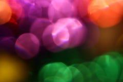 przeszłość plamy koloru Zdjęcia Stock