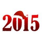 przeszłość nowego roku Obraz Stock