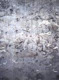 Przetarty metalu talerza stali tło Zdjęcie Royalty Free
