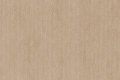 Przetwarza Handmade Pasiastą Papierową Prostacką tekstury próbkę Fotografia Stock