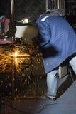 Przetwarzać metali produkty Obraz Stock