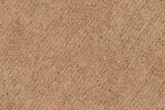 Przetwarzająca Brown Panwiowego Fiberboard Grunge tła Prostacka tekstura zdjęcie stock