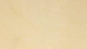 Przetwarzający brown papieru tekstury tło Obrazy Royalty Free