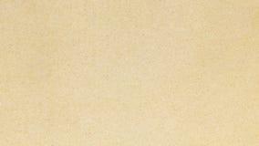 Przetwarzający brown papieru tekstury tło dla projekta Fotografia Royalty Free