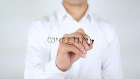 Przewaga Konkurencyjna, mężczyzna Writing na szkle zbiory