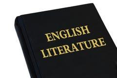 Przewdonik literatura angielska Fotografia Stock