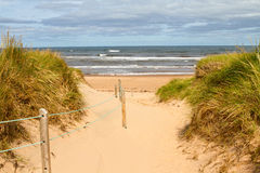 przewdonika morze Zdjęcie Royalty Free