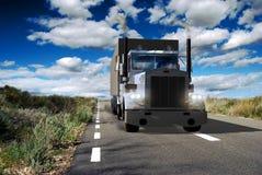 przewieziona ciężarówka zdjęcia stock