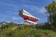 Przewoźnik rakiety ` Wschodni ` zdjęcia stock