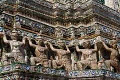 przewożenia giganta pagoda Obrazy Stock