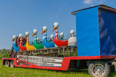 Przewoźnika carousel Obrazy Stock
