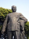 przewodniczący Mao zdjęcia stock