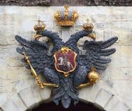Przewodzący orzeł Rosyjski imperium obraz royalty free