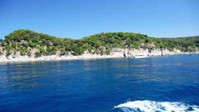 Przewozi i wybrzeże Costa Brava, Catalonia, Hiszpania zbiory