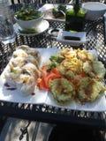 przewr?? sushi zdjęcie royalty free