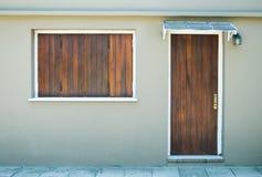 Przodu Domowy wejście Zdjęcia Stock