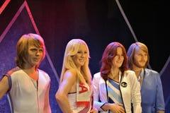 Przy ABBA muzeum w Sztokholm Zdjęcie Royalty Free