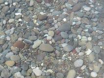 Przy dnem Czarny morze Zdjęcia Royalty Free
