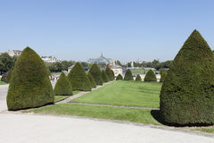 Przy hotelu des Invalides, Paryż, Francja Obrazy Royalty Free