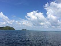 Przy morzem Fotografia Royalty Free