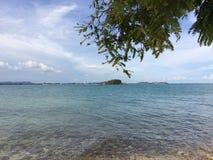 Przy morzem Zdjęcia Royalty Free