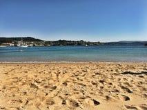 Przy plażą Zdjęcia Stock