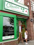 Przy Rehoboth Plażą meksykańska Restauracja Zdjęcie Royalty Free