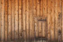 Przy Riverwood Drzwi Obraz Royalty Free