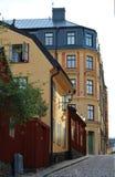 Przy Södermalm w Sztokholm Obraz Royalty Free