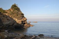 Przy seashore Zdjęcie Stock
