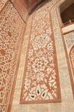 Przy Sikandra Akbar's Grobowiec Zdjęcie Stock