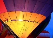 Przy St ludwikiem balonowa Łuna Zdjęcie Royalty Free