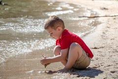 Przy Tenaya jeziorem zdjęcia stock
