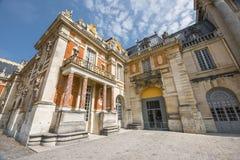 Przy wejściem Versailles Zdjęcie Stock