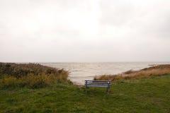 Przy zatoką Ahrenshoop Zdjęcie Royalty Free