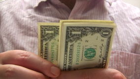 Przychodu pieniądze zdjęcie wideo