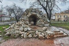 Przyciągania miejscowość wypoczynkowa Pyatigorsk, Stavropol Krai, Ru Zdjęcie Royalty Free